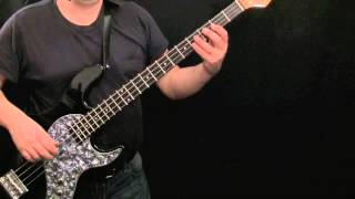 How To Play Bass To Pretty Woman   Roy Orbison