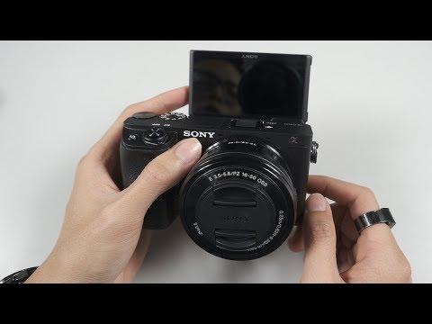 Trên tay nhanh Sony A6400 - máy ảnh lấy nét nhanh nhất thế giới giá 22 triệu