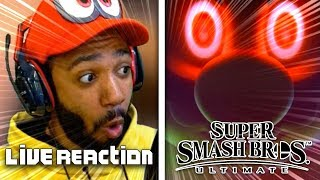 SUBSPACE EMISSARY 2? WORLD OF LIGHT STORY MODE LIVE REACTION! - SMASH BROS ULTIMATE FINAL DIRECT