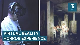 We Tried A Terrifying Hospital Escape VR Horror Game