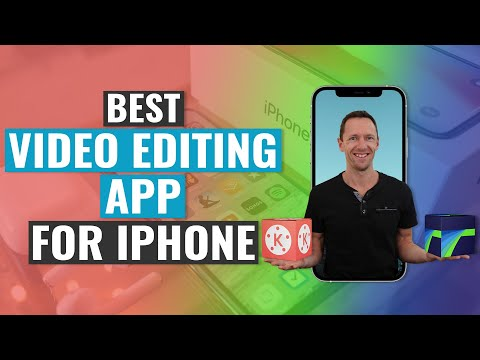 Best Video Editing App for iPhone 2018