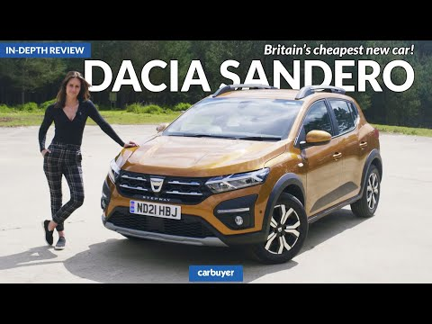 New Dacia Sandero Stepway review: £10k less than a Fiesta!