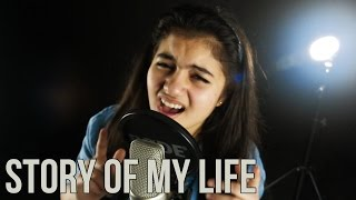 Gambar cover One Direction - Story of My Life cover by Arabish