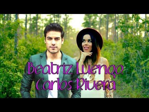 Aquí Te Espero Carlos Rivera  Beatriz Luengo (Letra)