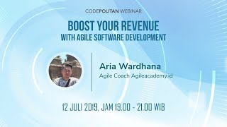 Boost Your Revenue with Agile Software Development