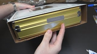 OPENING A $1,250 BOX AT THE CARD SHOP! | Opening Packs #4