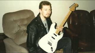 "From the archives: ""I Wonder Why"" 4-track demo, circa 1993 - Chris Brooks Guitar"