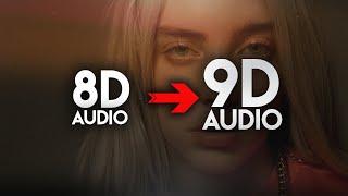 Billie Eilish   I Love You [9D AUDIO | NOT 8D] 🎧