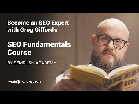 SEO Fundamentals Course with Greg Gifford