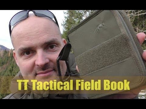 TT Tactical Field Book im Überblick