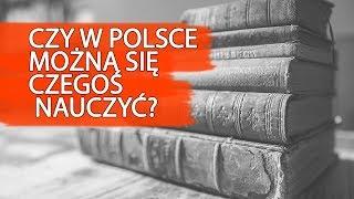 Czy w Polsce można się czegoś nauczyć? [Przegadana godzina odc. 4]