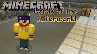 Minecraft | Lords of the Afterworld | #4 THE HAUNTED GARDEN