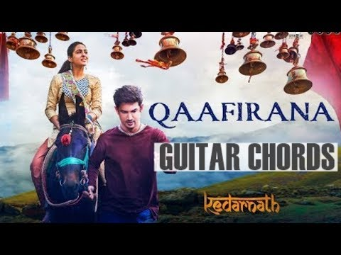 Qaafirana Guitar Lesson | Simple Guitar Chords | Kedarnath | Arijit Singh | Music Wale