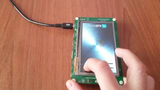 Usb host HID with stm32f7 discovery board (stm32cubemx used