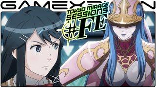 Tokyo Mirage Sessions #FE - Mirage Master Awakening Cutscene & Battle (Direct Feed - English)