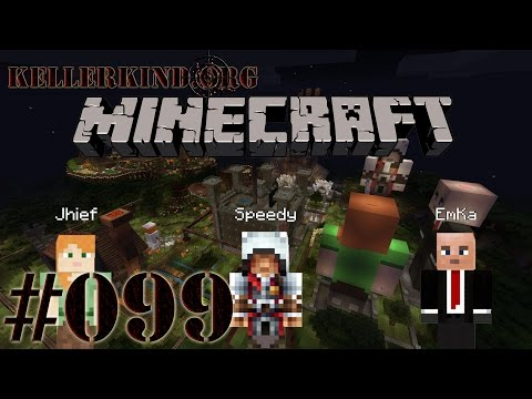 Kellerkind Minecraft SMP [HD] #099 – Ein goldener Donut ★ Let's Play Minecraft