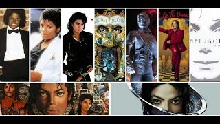 Michael Jackson - Album Discography - Music Evolution (1979 - 2014)