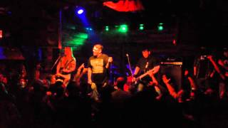 02 88 Fingers Louie - Tomorrow Starts Today - Live 2016 3-31 @ The Backbooth, Orlando, FL