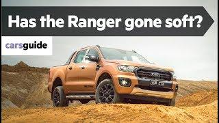 Ford Ranger 2019 review