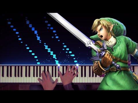 Medli's Melodies: Song of Storms Piano (Waltz Fantasy) by Erik C 'Piano Man'