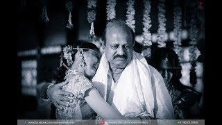 Father & Daughters Bonding 💓💓  | Ravali + Vikas Wedding Moments | Moment Makers