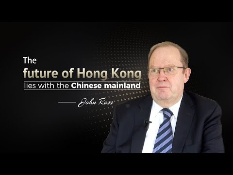 The future of Hong Kong lies with the Chinese mainland