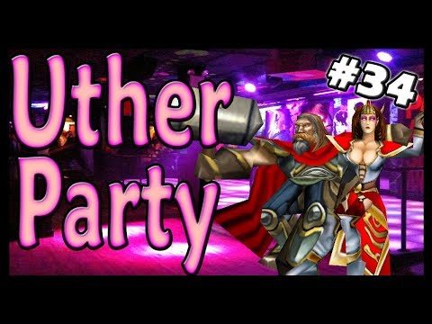Warcraft 3 | Custom | Uther Party #34