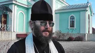 Рождественское поздравление настоятеля Свято-Михайловского храма села Авдарма