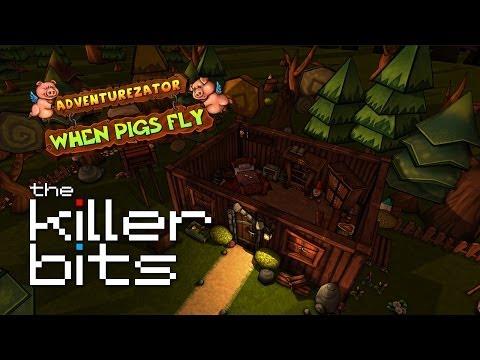 Adventurezator : When Pigs Fly PC