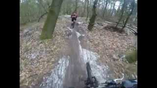 preview picture of video 'Leith Hill - Feb 15'
