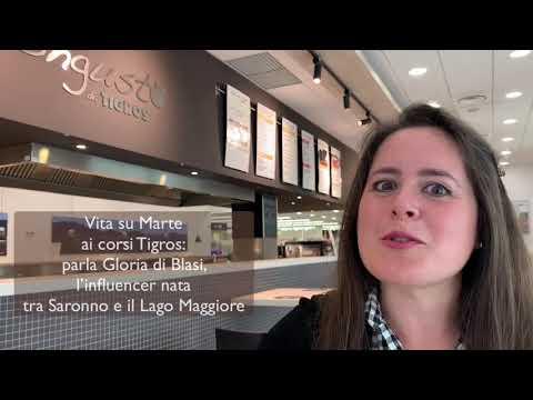 Vita su Marte:  un'influencer tra Saronno e il Lago Maggiore