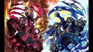 Pokemon Omega Ruby/Alpha Sapphire : Vs. Team Magma/Aqua Leader (With SFX)