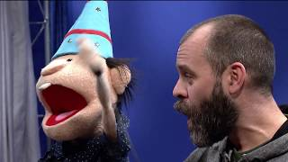 Puppets with Kevin Kammeraad and Friends