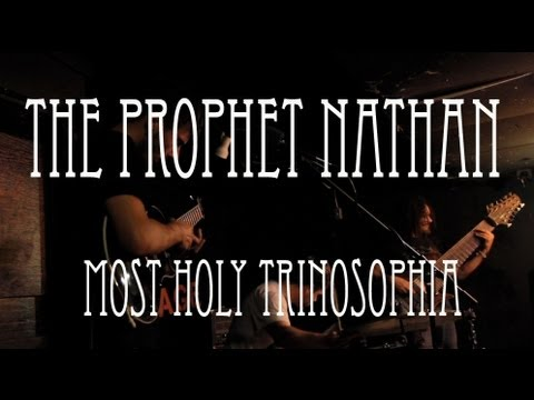 The Prophet Nathan - The Most Holy Trinosophia