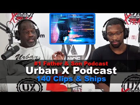 New AI Tech will make Earth one big Black Mirror Episode | Urban X Podcast