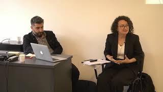 SEÇBİR-ÖA Konuşmaları 80: T. Baran&Ş. Can – Suriyeli Mülteci Öğrenciler Ekseninde Kimlik ve Güvenlik – 10.04.2019