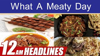 What A Meaty Day 12am News Headlines   23 July 2021   Rohi