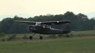 Cessna 305A Bird Dog, N5179G At KHWY 7/20/18