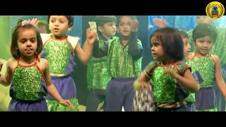 Aaj Hai Sunday Nursery Class Dance