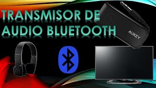 Transmisor Bluetooth Para Tv, O Lo Que Quieras.