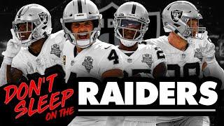 Don't Sleep on the Las Vegas Raiders - Super Bowl Contenders