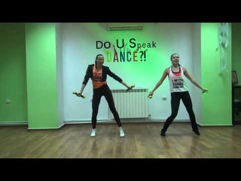 Faydee - Lullaby Choreography - Zumba Toning | Total Dance Center