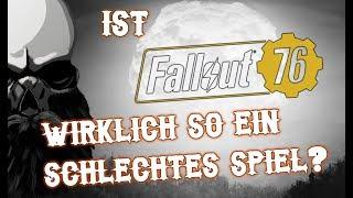 Ist Fallout 76 wirklich so ein schlechtes Spiel? - Hate gerechtfertigt? Eindruck Review EddieRhymers