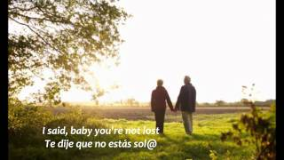 Lost - Michael Bublé - Lyrics & subtitulos