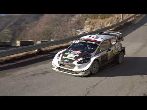 Rallye Monte-Carlo, avec Bryan Bouffier et Xavier Panseri