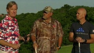 Larry the Cable Guy attends Folds of Honor