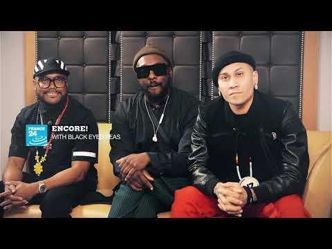 Black Eyed Peas, soon on France 24!