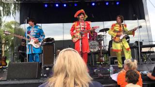 """American English Beatles Tribute - """"I Want To Tell You"""""""
