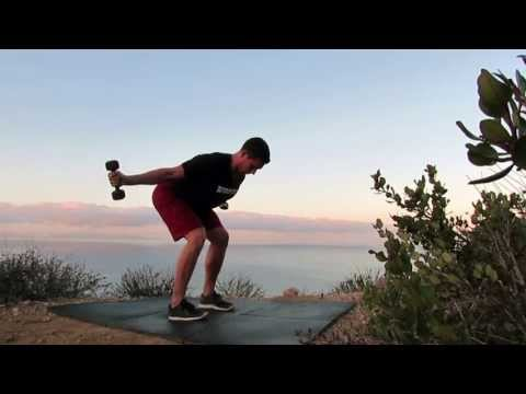 Standing Cobra Combo - Postural Correction Exercise