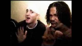 Xzibit Feat. Eminem - Don't Approach Me